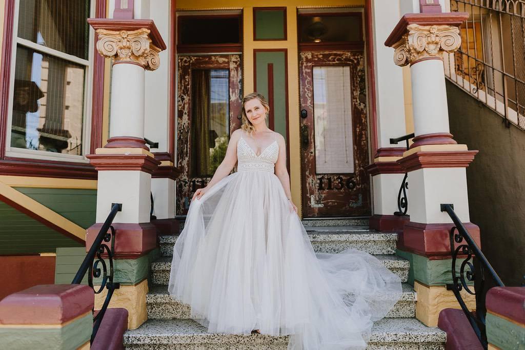 san fransico bride