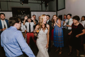 Williamsburg wedding dancing
