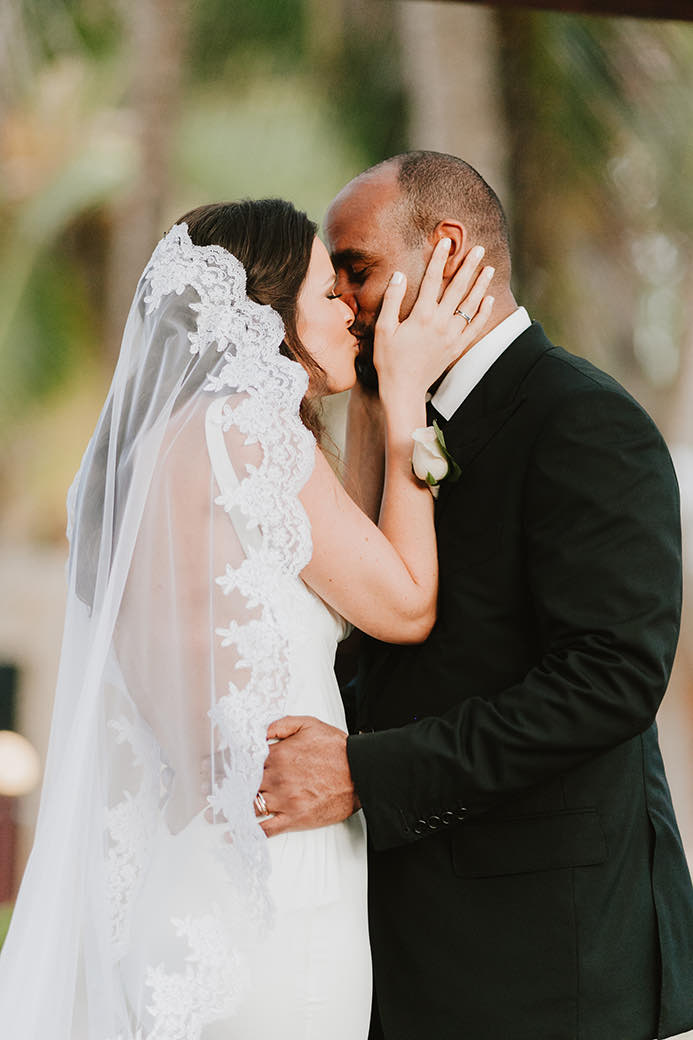 Dominican wedding portraits