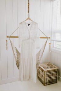 Montauk Ruschmeyer Hotel wedding dress