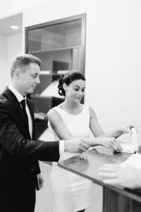City Clerk NYC wedding