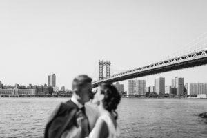 DUMBO wedding couples