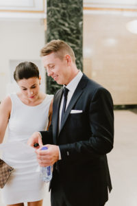 NYC City Clerk wedding