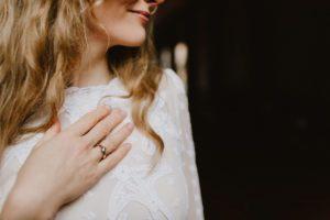 Bride ring