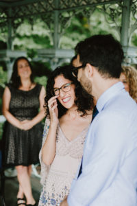 Ladies Pavilion wedding photos