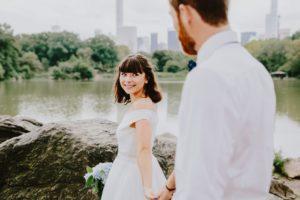 nyc central park wedding