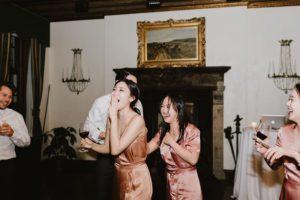 MIT Endicott House wedding dancing