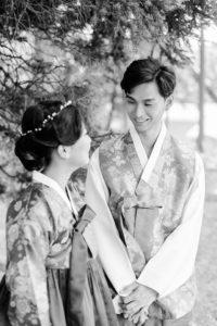 MIT Endicott House wedding bride and groom