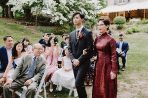 MIT Endicott House wedding