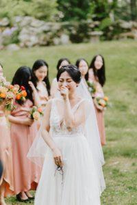 MIT Endicott House bride