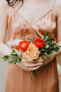 MIT Endicott House wedding flowers