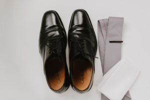 Roundhouse Beacon NYC groom shoes