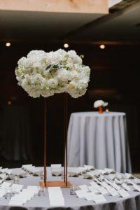 Roundhouse Beacon NYC wedding flowers