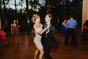 NYC Wedding dancing