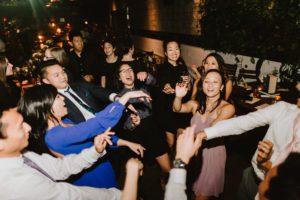 SmogShoppe LA dance floor