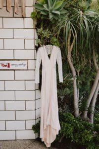 SmogShoppe LA wedding dress details