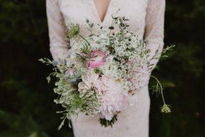 SmogShoppe LA bride flowers