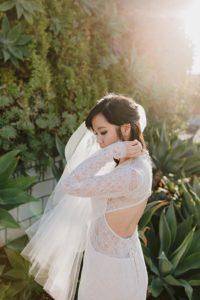 SmogShoppe LA bride
