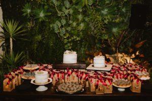 SmogShoppe LA wedding details